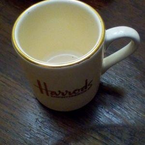 Harrods Porcelain cup
